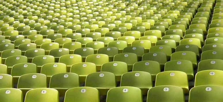 Ghế sân vận động SC02T