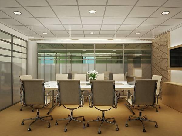 Tư vấn thiết kế phòng giám đốc và phòng họp hiện đại
