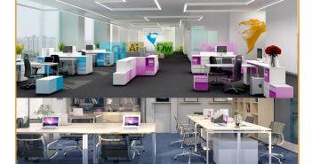 5 điều cần nhớ khi thiết kế văn phòng tạo cảm hứng làm việc