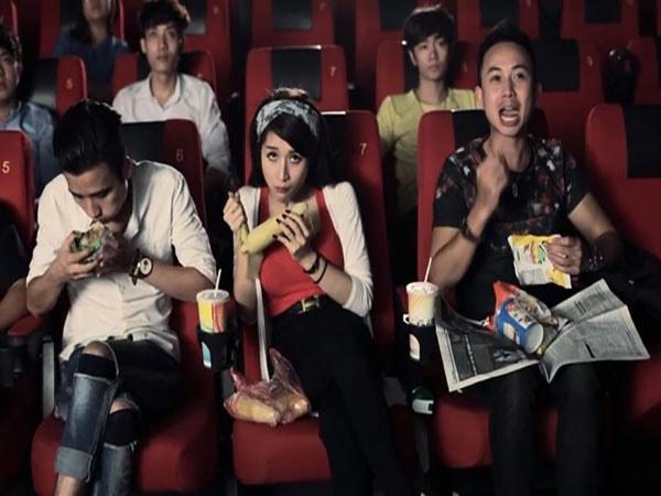 Chọn kích thước chuẩn ghế rạp chiếu phim