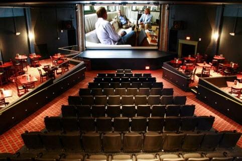 Nhữngvật liệu gì thường dùng để cách âm trong rạp chiếu phim?
