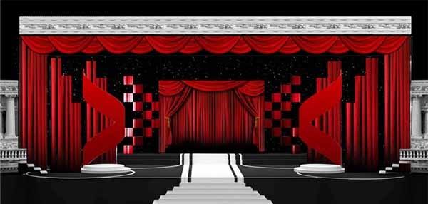 thuật ngữ thường gặp trong không gian hội trường, nhà hát