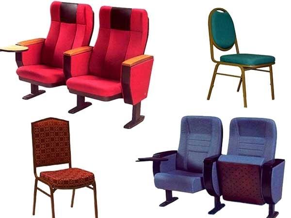 Tông màu ghế hội trường nào hợp với hội trường của bạn?