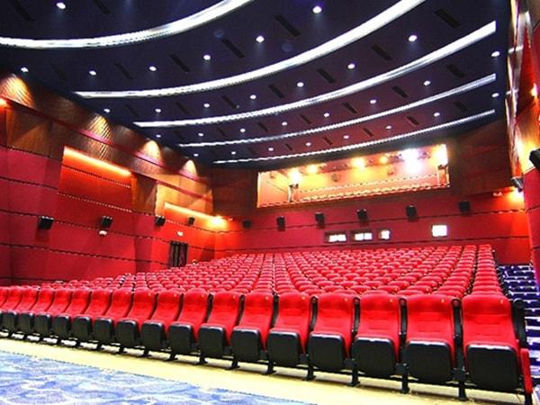 Tổng hợp các loại ghế cho rạp chiếu phim hiện nay