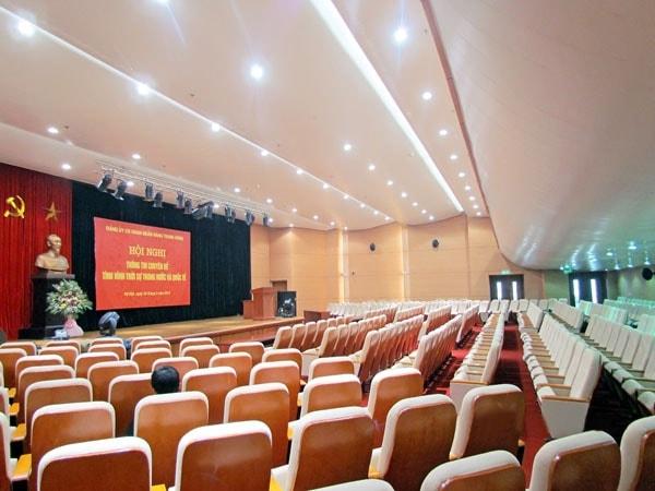 2 mẫu ghế hội trường Hòa Phát dưới 2 triệu bán chạy tại Hà Nội