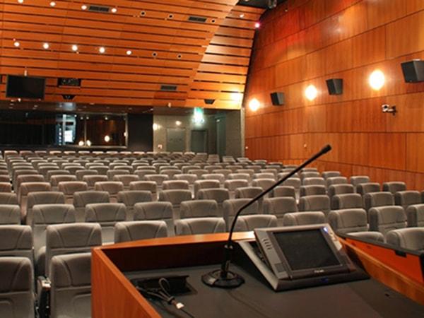 Đảm bảo chất lượng âm thanh trong hội trường