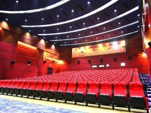 Các loại ghế rạp chiếu phim