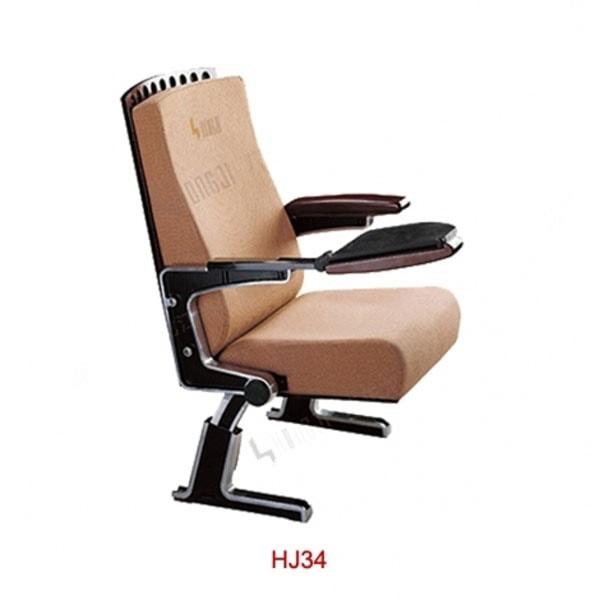 Chiếc ghế này có bàn viết thông minh sẽ đem lại tiện ích vô cùng khi cần ghi chép.