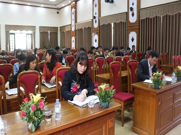 Phòng hội nghị phải mang đến sự tiện nghi và thoải mái cho người sử dụng