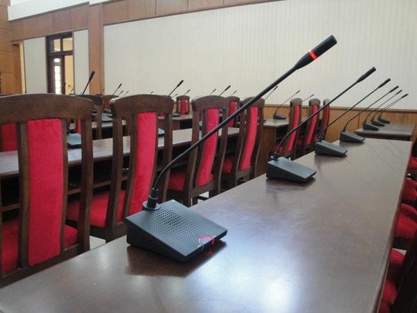 3 mẫu ghế hội trường Hòa Phát truyền thống giá rẻ nhất hiện nay