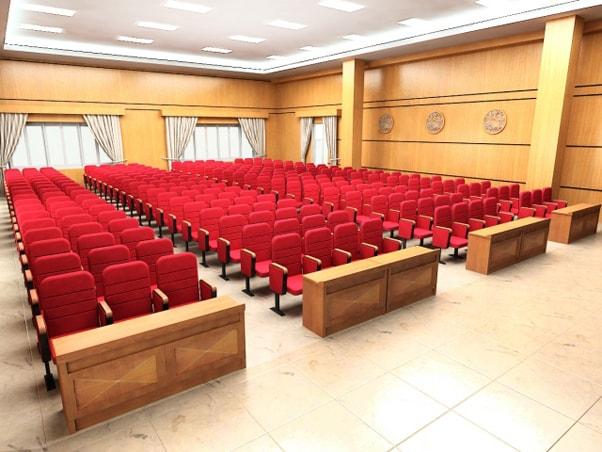 Để ghế hội trường bọc nỉ luôn bền đẹp như mới bạn nên vệ sịnh bảo dưỡng nhất dịp cuối năm
