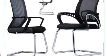 Vì sao ghế chân quỳ inox được sử dụng nhiều trong văn phòng?