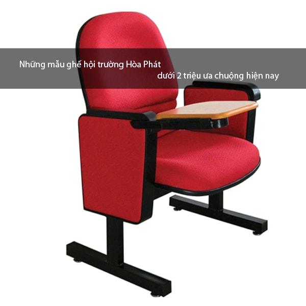 Ghế hội trường TC306B cũng giống các mẫu ghế hội trường cùng loại đều mang đến nhiều tiện ích