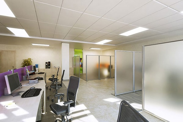 Thiết kế văn phòng nhỏ cũng cần chú ý đến cách bài trí nội thất văn phòng