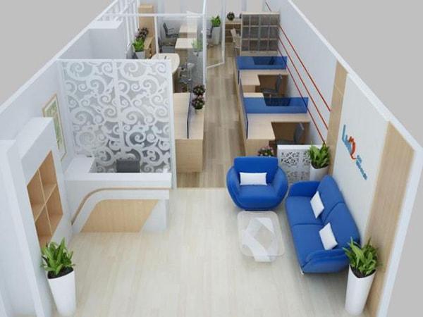 Chọn lựa nội thất văn phòng phù hợp cũng là gợi ý thông minh khi thiết kế văn phòng nhỏ