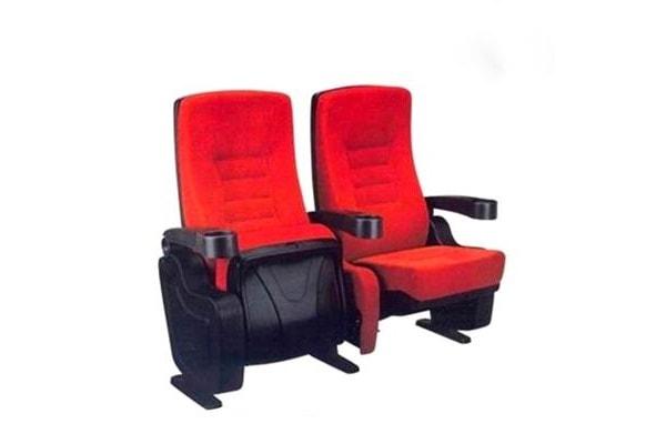 Những kiểu dáng ghế rạp chiếu phim phổ biến nhất hiện nay