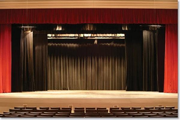 Kích thước không gian sân khấu