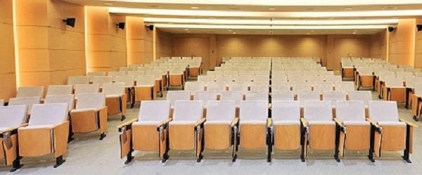 Tiêu chuẩn cơ bản khi thiết kế hội trường trên 100 chỗ ngồi