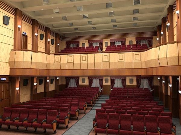 Giải pháp âm thanh và ánh sáng dành cho các hội trường lớn