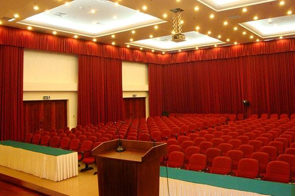 Tiêu chuẩn thiết kế sân khấu hội trường