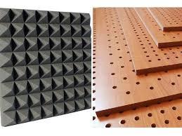 Cách lựa chọn vách ốp gỗ veneer tiêu âm cho phòng họp, phòng khánh tiết