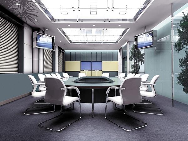 """Ghế chân quỳ - Lựa chọn """"lý tưởng"""" cho không gian phòng họp"""
