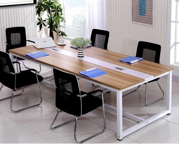 Những lưu ý khi lựa chọn kiểu dáng và kích thước khi lựa chọn nội thất cho phòng họp cho phòng nhỏ