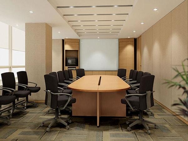 Các kiểu thiết kế phòng họp phổ biến nhất hiện nay