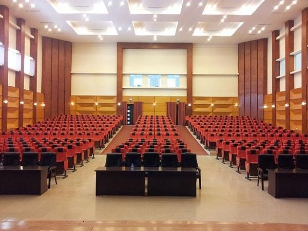 Lựa chọn và bố trí ghế hội trường 190 – Những lưu ý quan trọng nhất