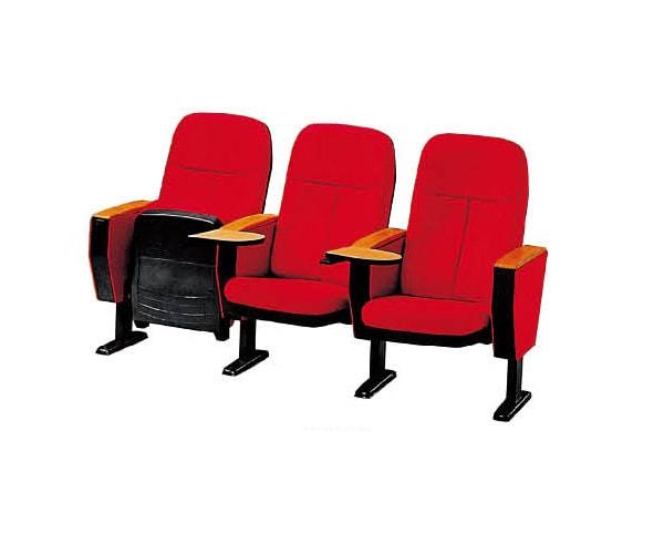 Chọn ghế có gắn bàn nhỏ cho các hội trường để hội họp, hội thảo