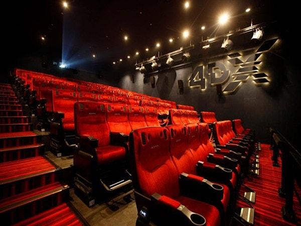 Ghế hội trường dành cho rạp chiếu phim