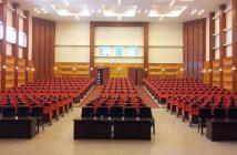 Cách lựa chọn và bố trí ghế ngồi cho hội trường hợp phong thủy năm 2018