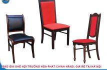 Báo giá ghế hội trường Hòa Phát chính hãng, giá rẻ tại Hà Nội