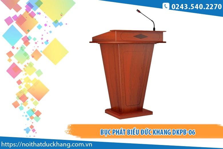 Bục phát biểu Đức Khang DKPB-06