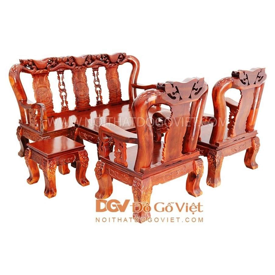 Nên mua bàn ghế làm từ gỗ gì?