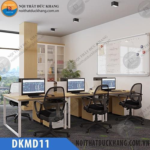 Cụm bàn làm việc 6 người DKMD11