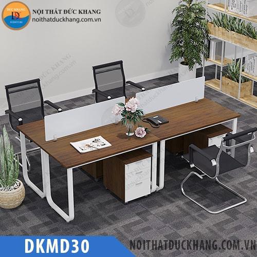 Cụm bàn làm việc 4 người DKMD30